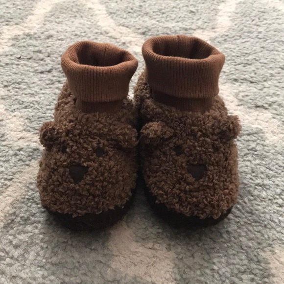 new cheap official store really cheap GAP Shoes | Cozy Bear Slippers | Poshmark